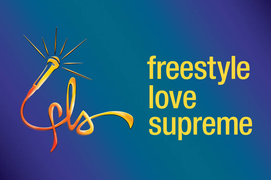 freestyle love supreme, key art