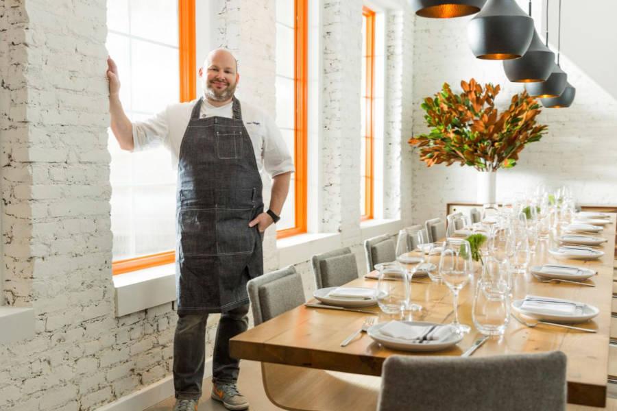 Chef Dan Kluger