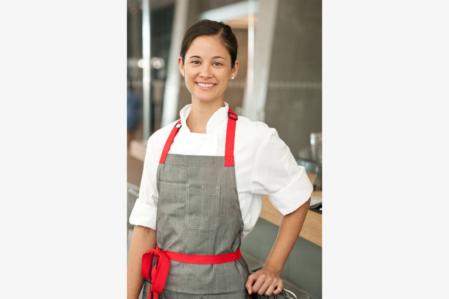 Chef Suzanne Cupps