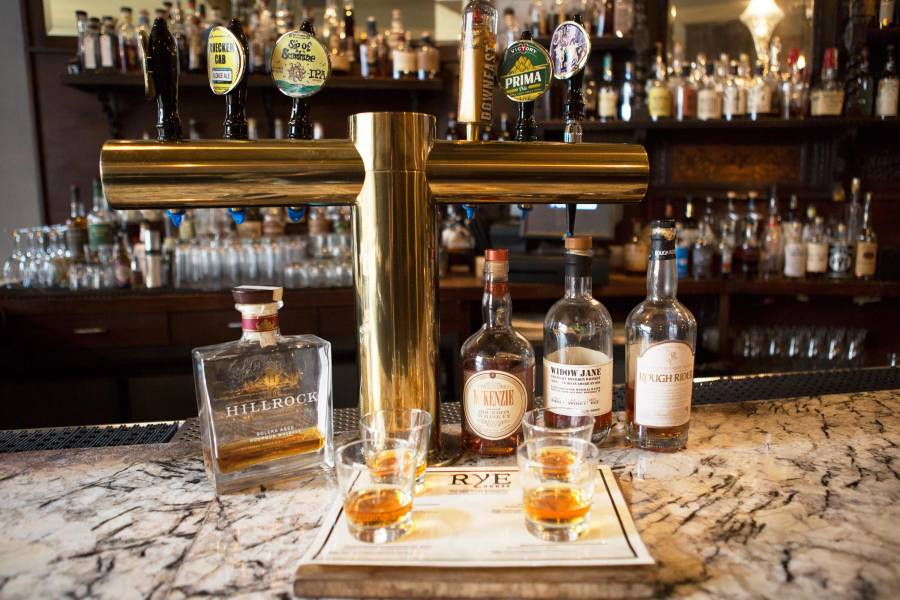 NYC Whiskey Bars – Drink Bourbon and Rye | NYCgo