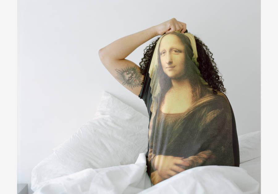 Groana Melendez, mona lisa, daybreak,