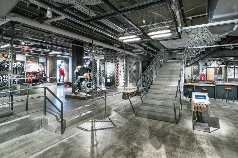 Adidas Store NYC
