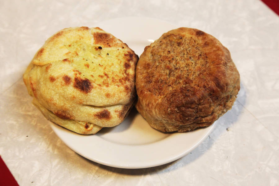 Knish from Yonah Schimmel