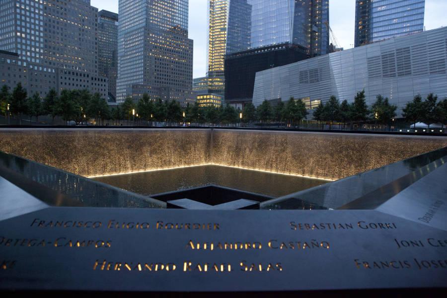 9/11 memorial & Museum está libre de 17 para cerrar los martes ubicados en Lower Manhattan