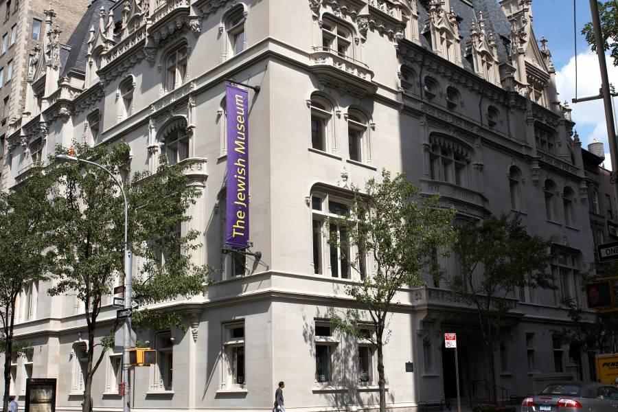 museo judío es un museo nyc libre, exterior de la construcción