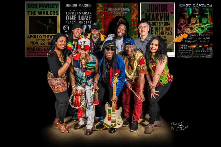 the wailers, free concerts