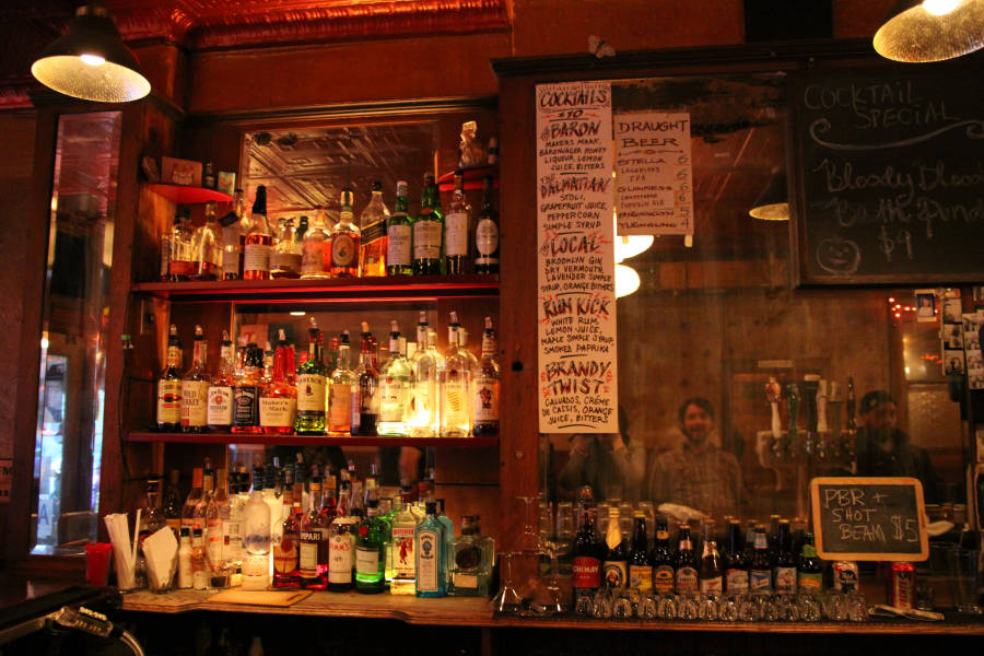 Pete's Candy Store bar