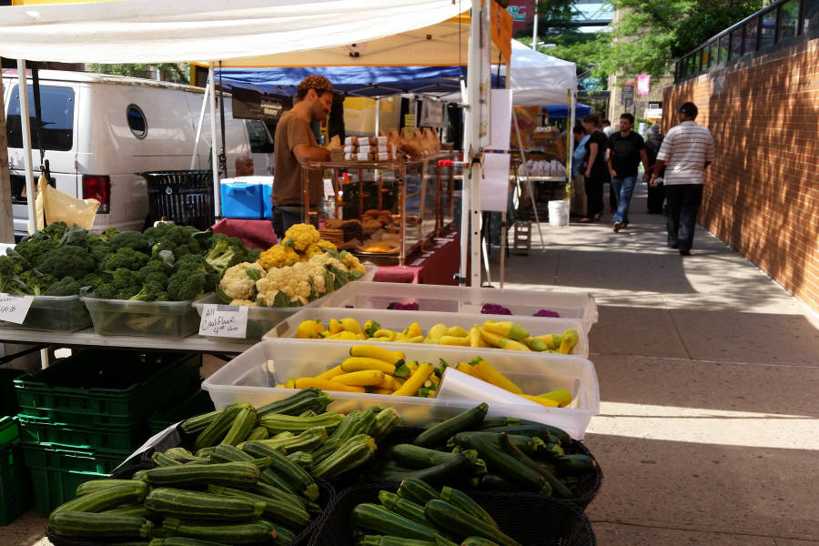 fort washington greenmarket