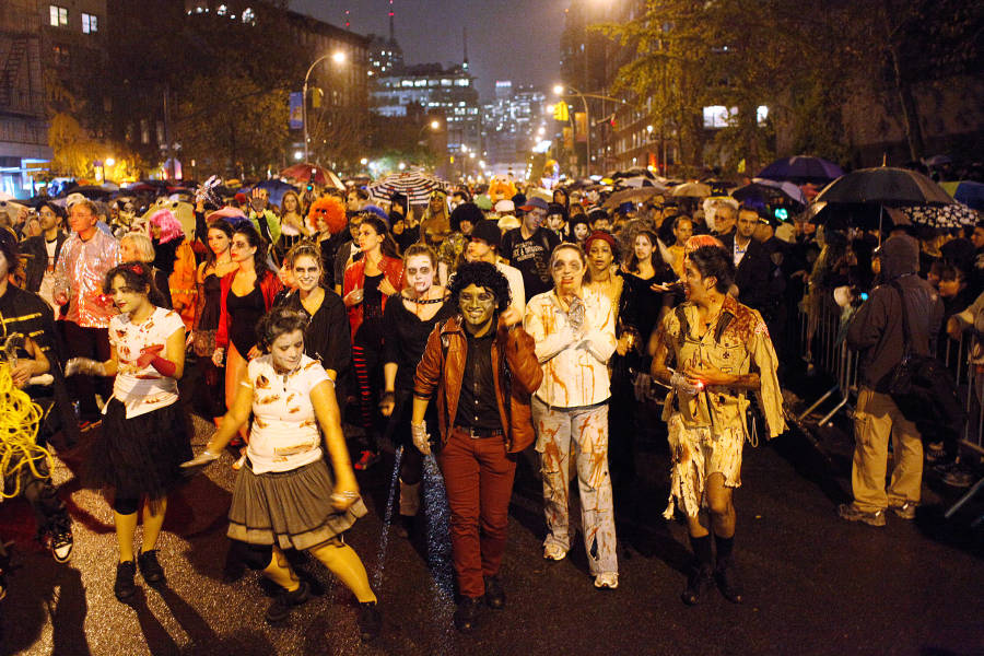 Halloween Parade 2020 Nyc Guide to the Village Halloween Parade – Halloween in NYC