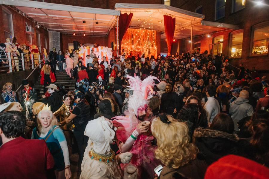 Moma Ps1 Halloween 2020 LGBTQ Guide to Halloween in NYC