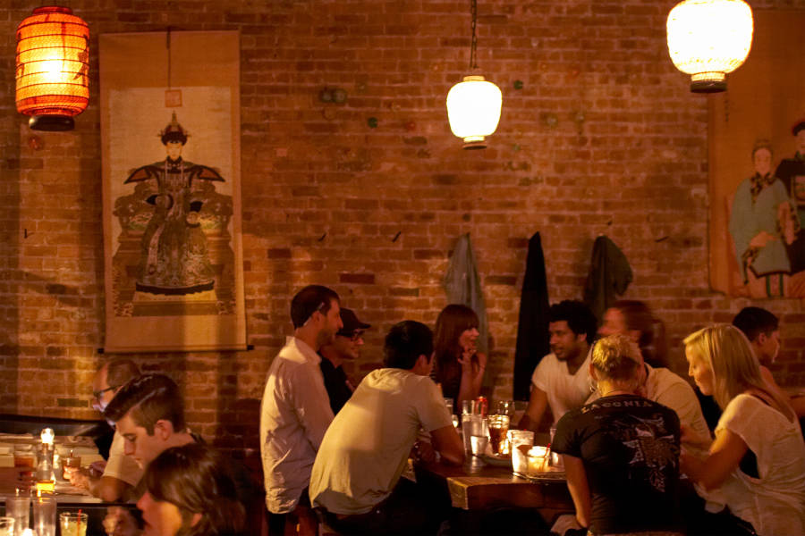Trendy restaurant serving up delicious Mexican cuisine and Mezcal cocktails in the lower east side
