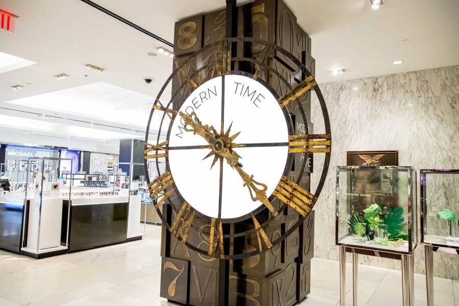 Macy's Herald Square, luxury shopping