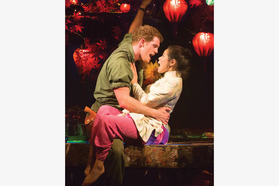 Miss Saigon nyc