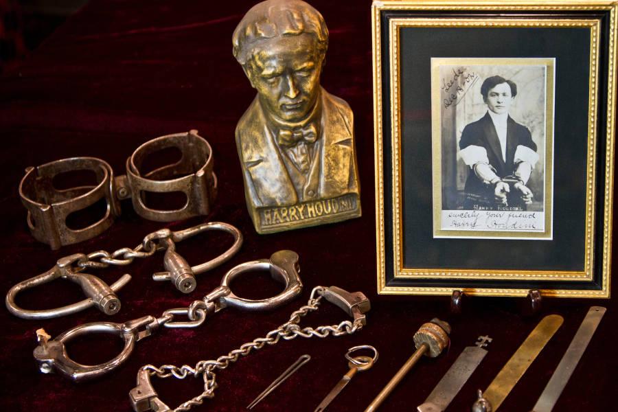 Houdini museum, houdini