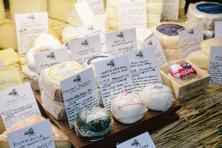 Saxelby Cheesemongers NYC