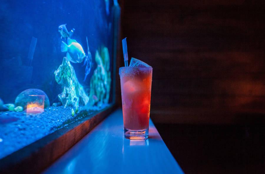 Réunion Surf Bar.