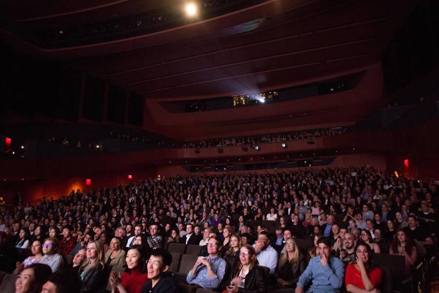 NYFF, theater