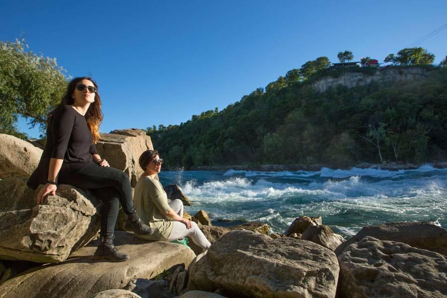 Niaagra falls, gorge hiking