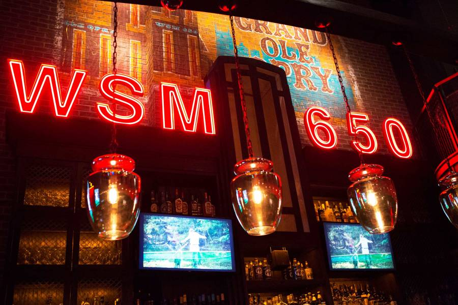 Opry City Stage Bar