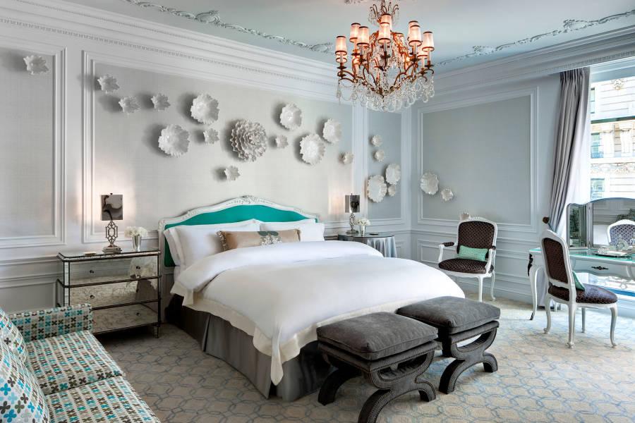 st. regis, tiffany suite
