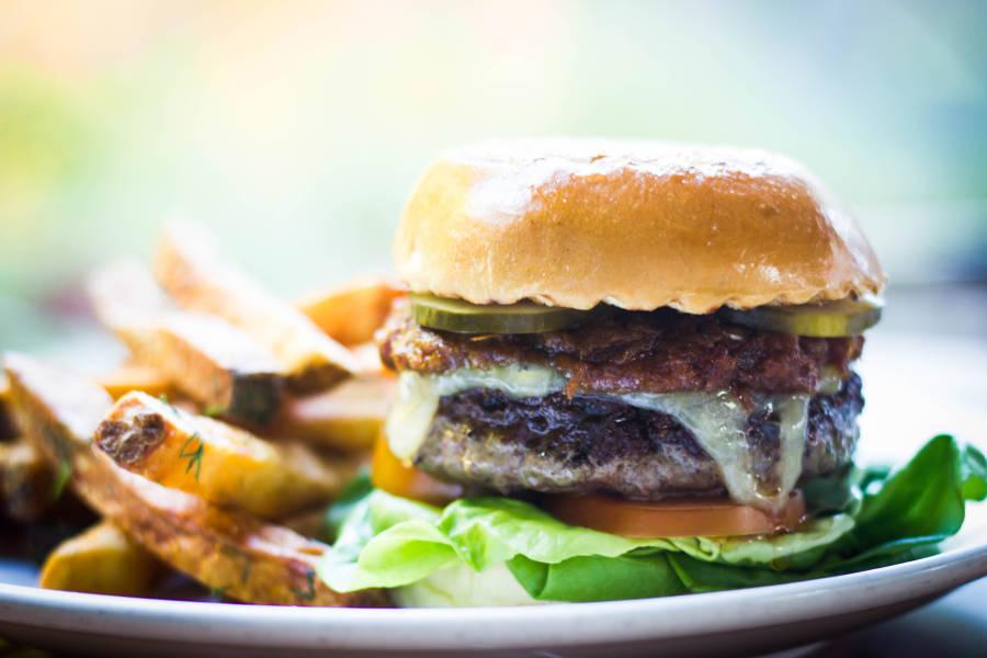 anella, burger