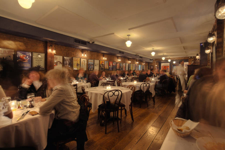 Where To Eat Pre Or Post Theater Dinner In Nyc Restaurant Row
