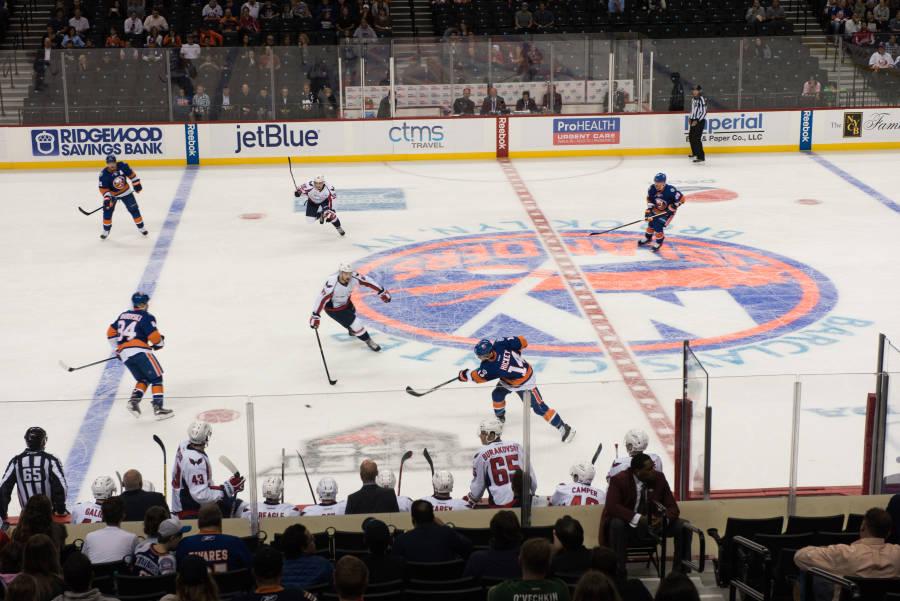 New York Islanders rink