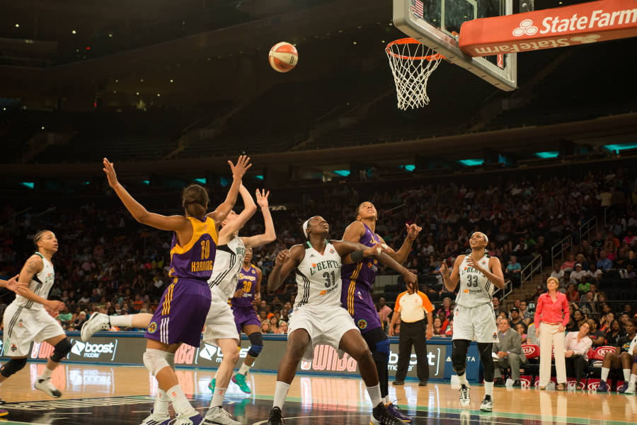 New York Liberty action