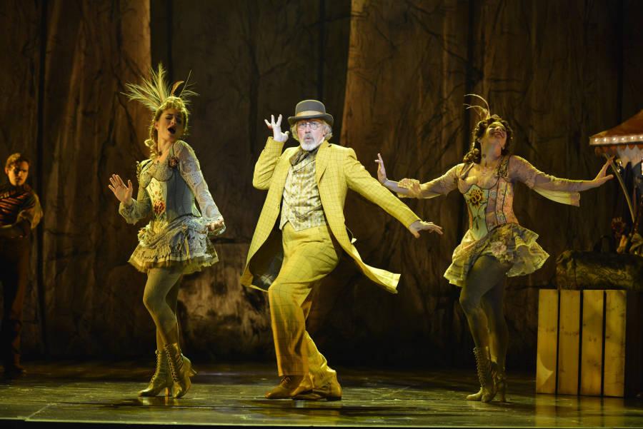 Tuck Everlasting on Broadway