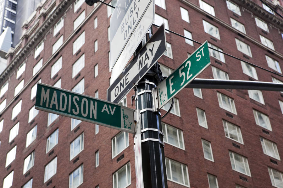 NYC Street Names and Their Stories