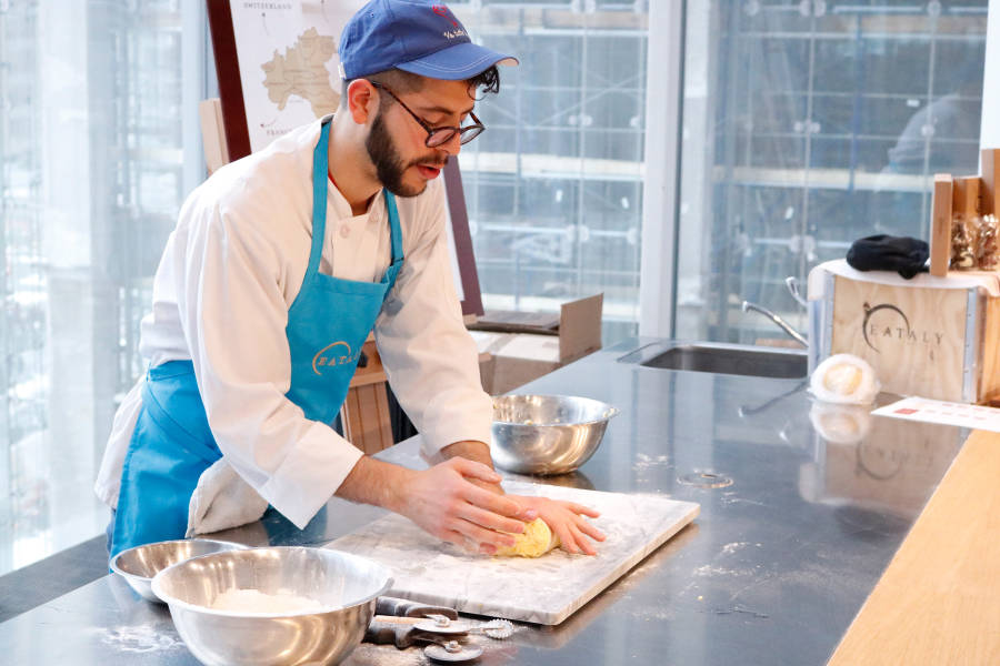 Eataly NYC Downtown Classes
