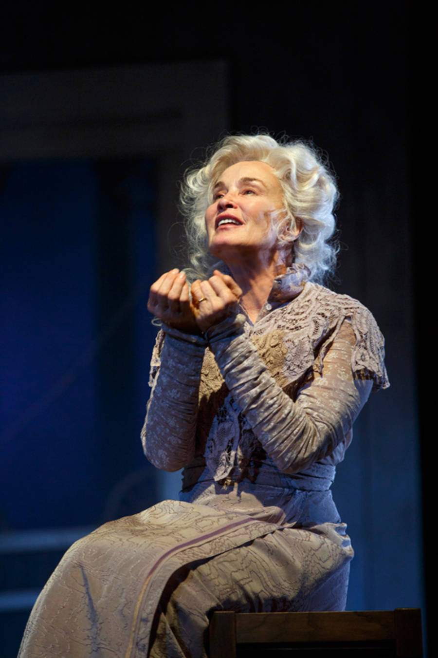 Jessica Lange in Long Days Journey Into Night