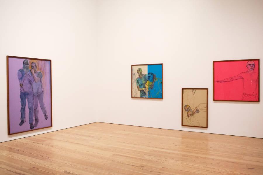 Whitney Biennial, kyle Thurman