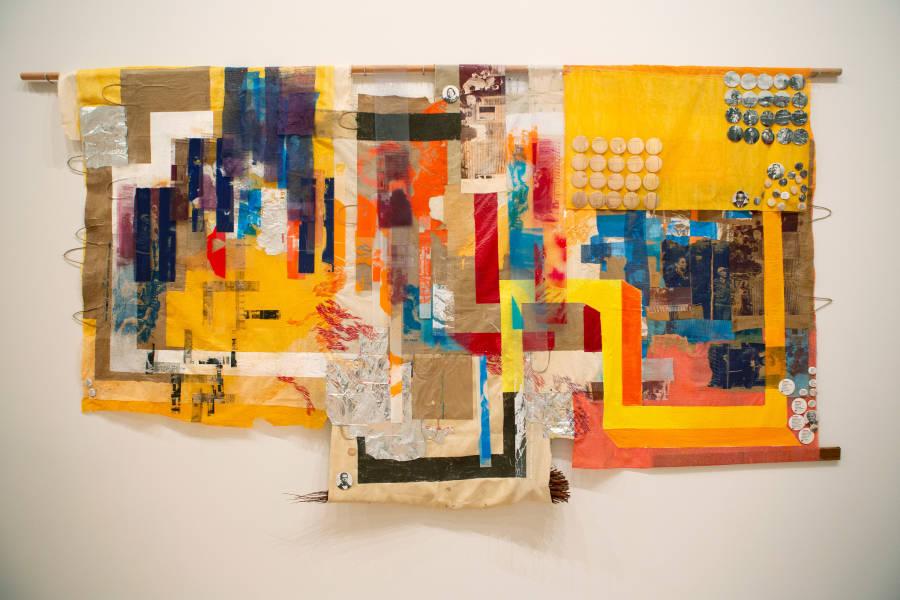 Whitney Biennial, Tomashi Jackson