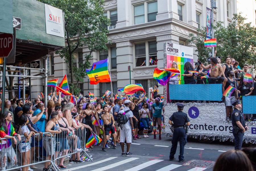pride parade, christopher street