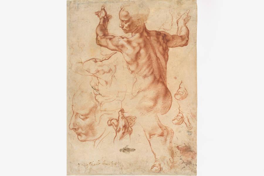Michelangelo Met Museum