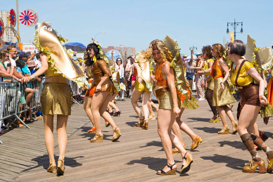 Mermaid Parade, Coney Island Events, Mermaid parade coney island, parade, summer events