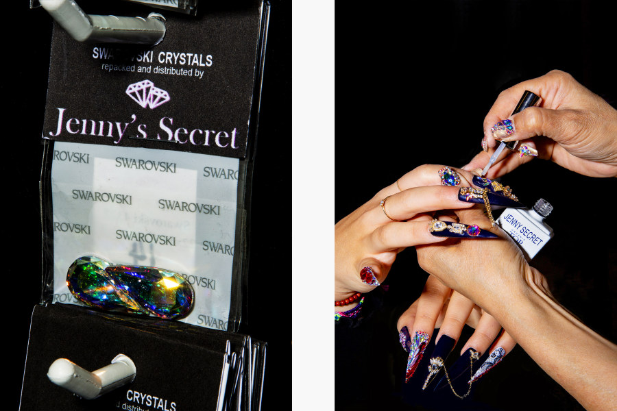 Jenny's Spa, Cardi B's Nails, Brittany Petronella, Cardi B, NYC, Bronx, Nails in Bronx,