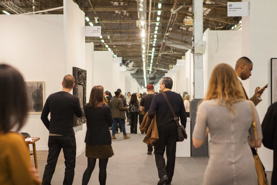 The Armory Show,