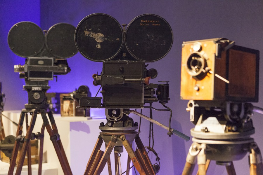 Museum of the moving image, Astoria, Queens