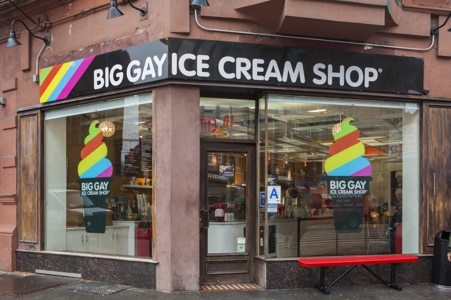 Big Gay Ice Cream,
