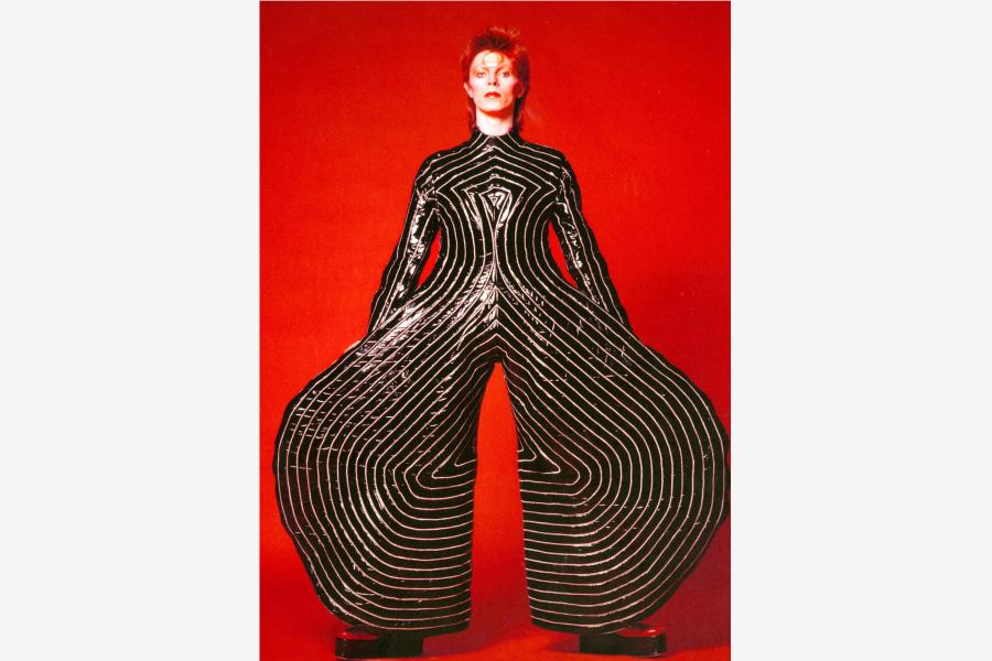 Bowie, David Bowie, Brooklyn Museum, Brooklyn