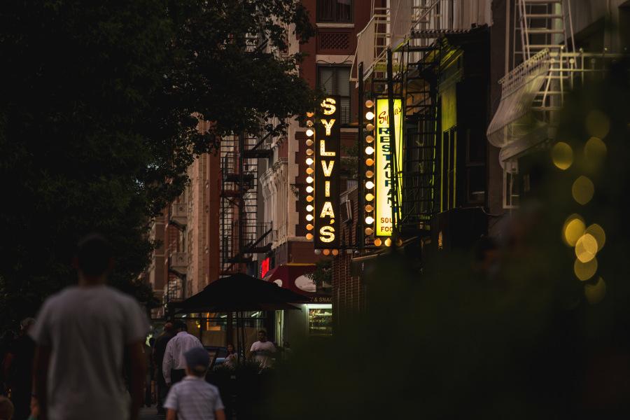 Sylvia's, Harlem