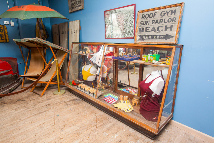Coney Island Museum artifacts