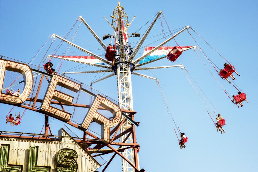 Luna Park, Brittany Petronella, Coney Island, Attractions in NYC,