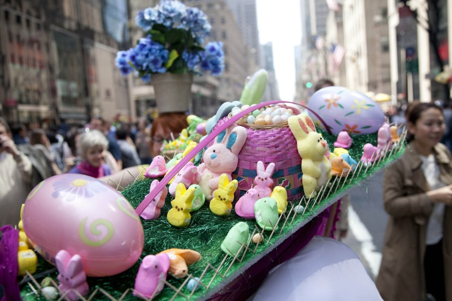 Easter day parade, Parade, Easter, Annual Events