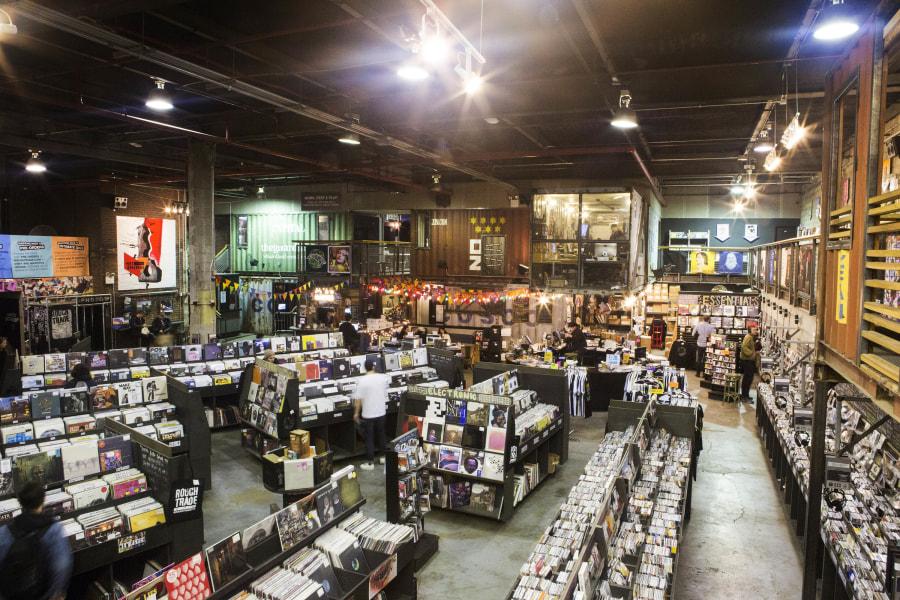 rough trade, vinyl, record, music, shopping