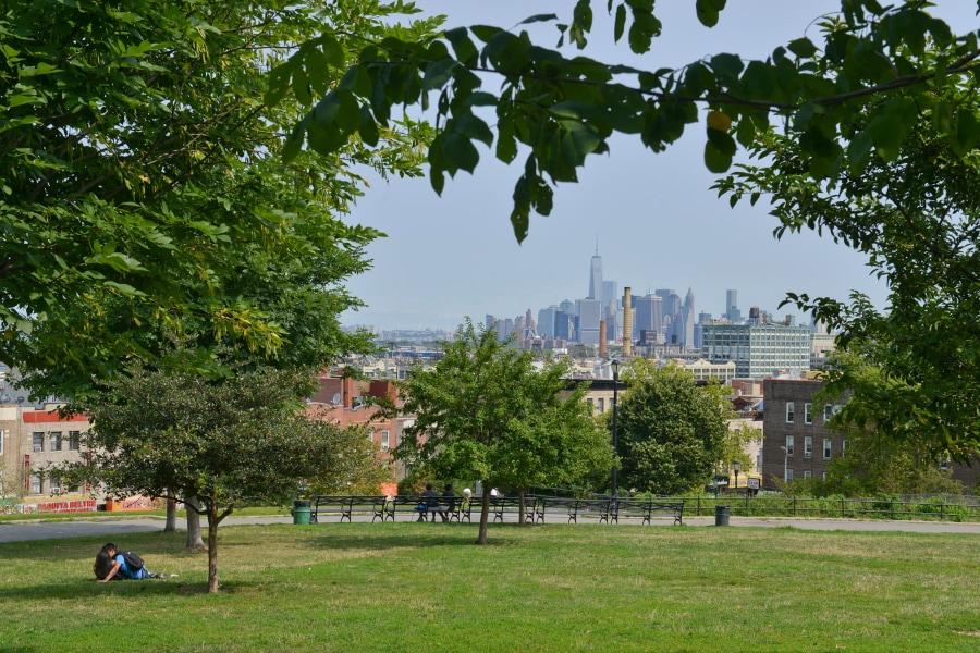 Sunset Park, picnic, brooklyn park