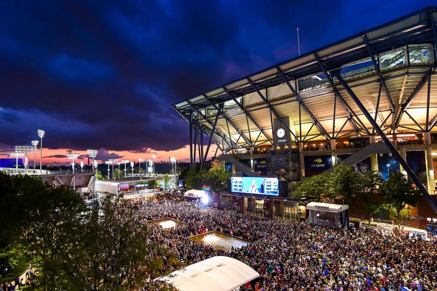 US Open; USTA; Tennis