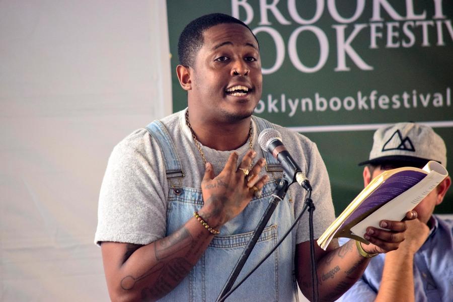 Brooklyn Book Festival; Book; Reading